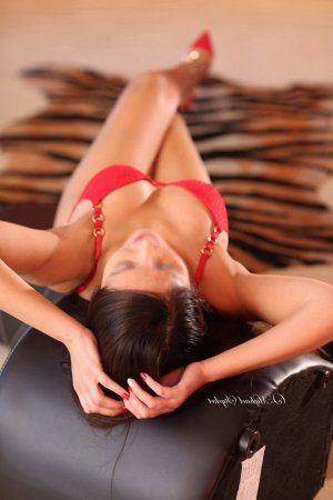 Tessya happy ending massage