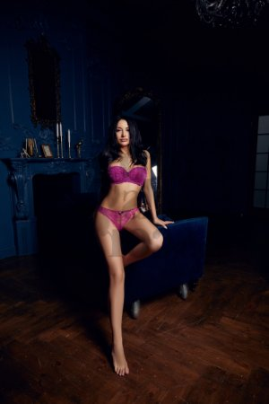 Kessi tantra massage in McLean Virginia
